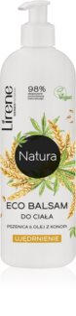 Lirene Natura nährende Body lotion