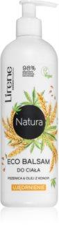 Lirene Natura подхранващ лосион за тяло