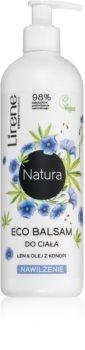 Lirene Natura feuchtigkeitsspendende Body lotion