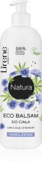 Lirene Natura хидратиращо мляко за тяло