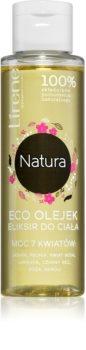 Lirene Natura tělový olej pro jemnou a hladkou pokožku