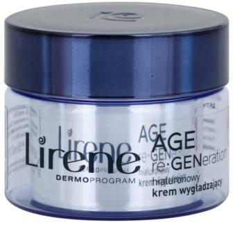 Lirene AGE re•GENeration 1 creme de noite suavizante com ácido hialurónico