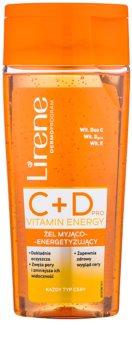 Lirene C+D Pro Vitamin Energy gel de limpeza com efeito energizante