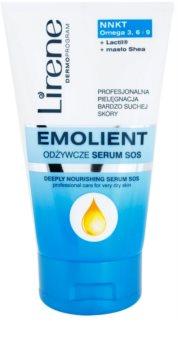 Lirene Emolient sérum corporal de nutrición profunda para pieles muy secas
