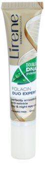 Lirene Folacyna 40+ crema lisciante occhi antirughe