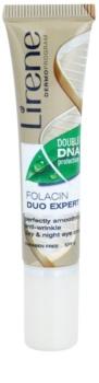 Lirene Folacyna 40+ kisimító szemkörnyékápoló gél a ráncok ellen