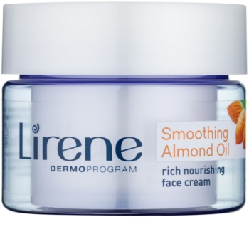 Lirene Moisture & Nourishment Softening Nourishing Cream With Almond Oil