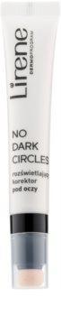 Lirene No Dark Circles korektor rozjaśniający do okolic oczu