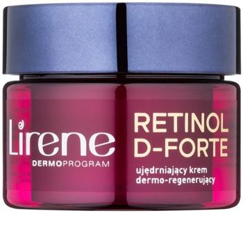 Lirene Retinol D-Forte 60+ crema notte rassodante effetto rigenerante