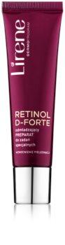 Lirene Retinol D-Forte trattamento notte ringiovanente