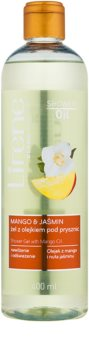 Lirene Shower Oil gel de douche à l'huile de mangue