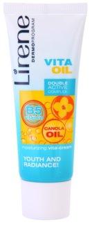 Lirene Vita Oil 25+ Creme hidratante iluminador