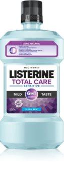 Listerine Total Care Sensitive Moniosainen Suojaava Herkkä Suuvesi