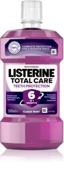 Listerine Essential Care Teeth Protection στοματικό διάλυμα για ολοκληρωμένη προστασία των δοντιών 6 σε 1