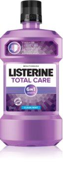 Listerine Total Care Clean Mint Moniosainen Suojaava Suuvesi 6 In 1