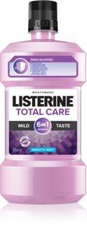 Listerine Total Care Zero ústní voda pro kompletní ochranu zubů bez alkoholu