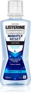 Listerine Nightly Reset apa de gura pentru noapte