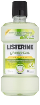 Listerine Green Tea Mouthwash For Tooth Enamel Reinforcement