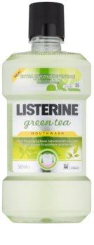 Listerine Green Tea ustna voda za krepitev zobne sklenine