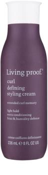 Living Proof Curl creme para definir ondas