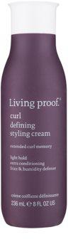 Living Proof Curl espuma para definir las ondas del cabello