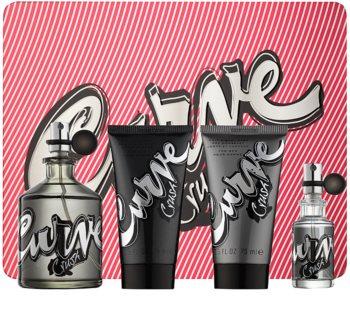 Liz Claiborne Curve Crush Gift Set III. for Men