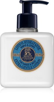 L'Occitane Karité Extra Gentle Lotion for Hands and Body