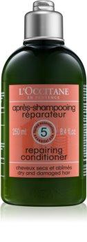 L'Occitane Aromachologie kondicionér pro suché a poškozené vlasy