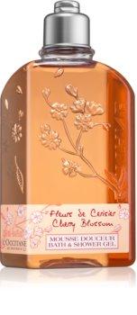 L'Occitane Fleurs de Cerisier tusfürdő gél