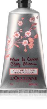 L'Occitane Fleurs de Cerisier Håndcreme