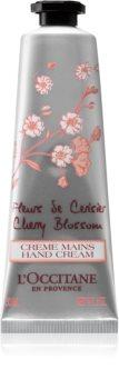 L'Occitane Fleurs de Cerisier Käsivoide