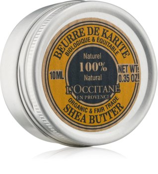 L'Occitane Karité 100% ØKOLOGISK sheasmør Til tør hud