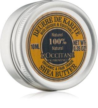 L'Occitane Karité 100% БИО масло от шеа  за суха кожа