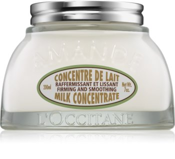 L'Occitane Amande Milk Concentrate stärkende Körpercrem