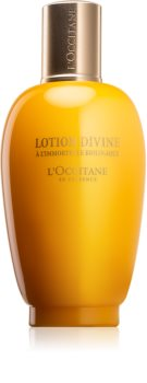 L'Occitane Immortelle Divine Face Lotion Skin Perfecting Lotion With Rejuvenating Effect
