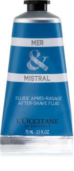 L'Occitane Mer & Mistral bálsamo after shave hidratante
