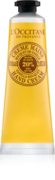 L'Occitane Hand Cream Vanilla Håndcreme med vanilje aroma