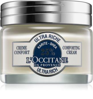 L'Occitane Karité Soothing Nourishing Face Cream
