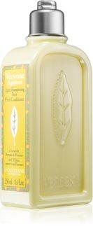 L'Occitane Citrus-Verveine увлажняющий кондиционер