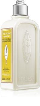 L'Occitane Verveine Agrumes frissítő testápoló tej