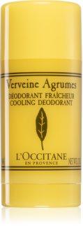 L'Occitane Verveine Agrumes Deodorant Stick for Women