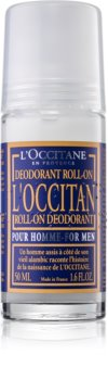 L'Occitane Pour Homme desodorante roll-on  para hombre