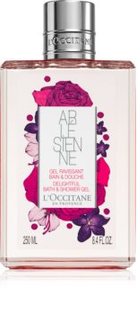 L'Occitane Arlésienne gyengéd tusfürdő gél
