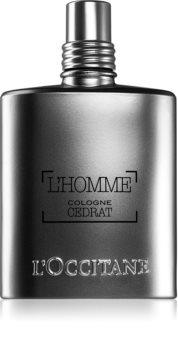 L'Occitane Cedrat eau de cologne pentru bărbați