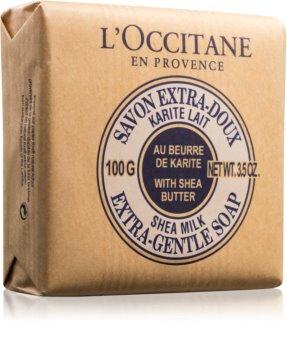L'Occitane Karité Lait jemné mýdlo