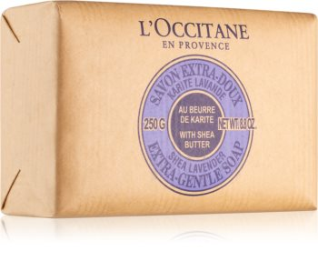 L'Occitane Lavender extra gyengéd szappan