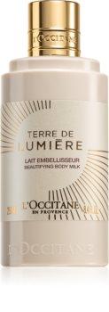 L'Occitane Terre de Lumière telové mlieko pre ženy