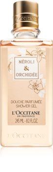L'Occitane Neroli & Orchidée tusfürdő gél
