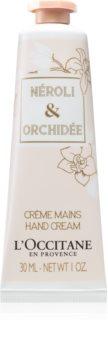 L'Occitane Neroli & Orchidée Handcrème voor Vrouwen