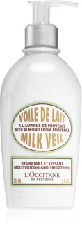 L'Occitane Amande Milk Veil хидратиращо мляко за тяло с изглаждащ ефект